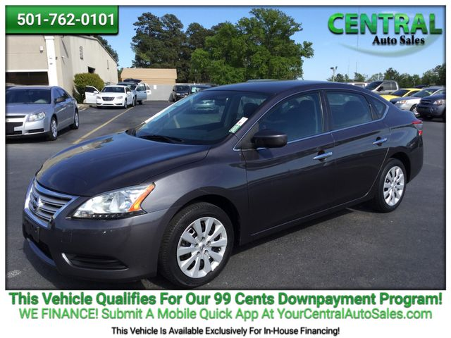 2014 Nissan Sentra S | Hot Springs, AR | Central Auto Sales in Hot Springs AR