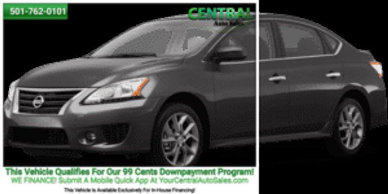 2014 Nissan Sentra SR | Hot Springs, AR | Central Auto Sales in Hot Springs AR
