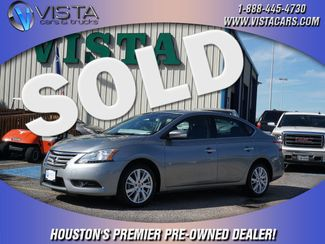 2014 Nissan Sentra SL  city Texas  Vista Cars and Trucks  in Houston, Texas