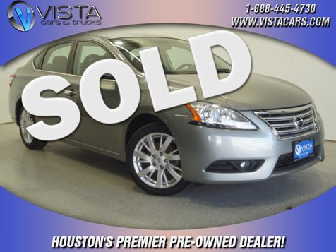 2014 Nissan Sentra SL in Houston, Texas