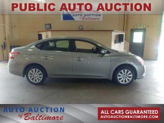 2014 Nissan Sentra SV   JOPPA, MD   Auto Auction of Baltimore  in Joppa MD