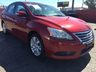 2014 Nissan Sentra SL AUTOWORLD (702) 452-8488 Las Vegas, Nevada 1