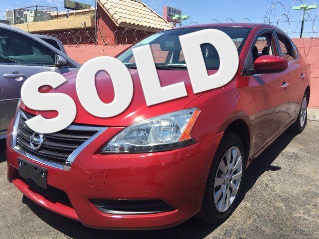 2014 Nissan Sentra SV CAR PROS AUTO CENTER (702) 405-9905 Las Vegas, Nevada