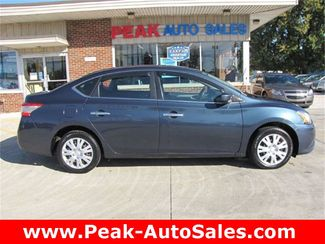 2014 Nissan Sentra S in Medina, OHIO 44256