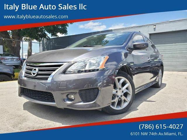 2014 Nissan Sentra SR in Miami, FL 33166