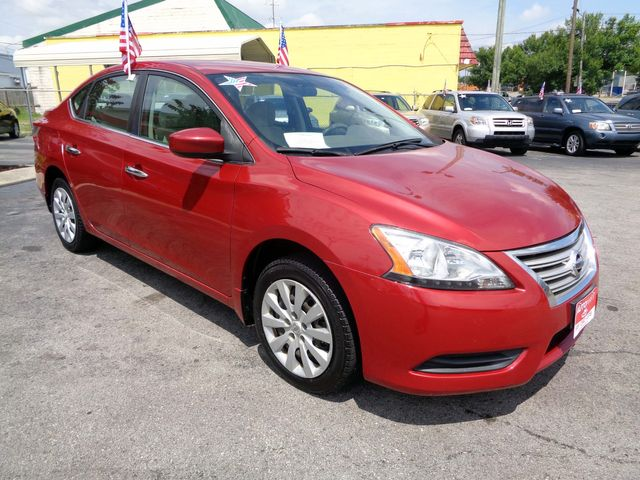 2014 Nissan Sentra S in Nashville, Tennessee 37211