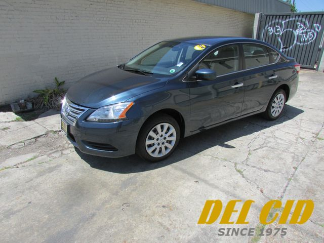 2014 Nissan Sentra S, Gas Saver! Low Miles! Clean CarFax!