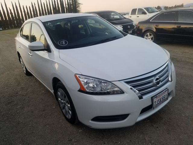 2014 Nissan Sentra S in Orland, CA 95963