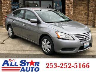 2014 Nissan Sentra S in Puyallup Washington, 98371