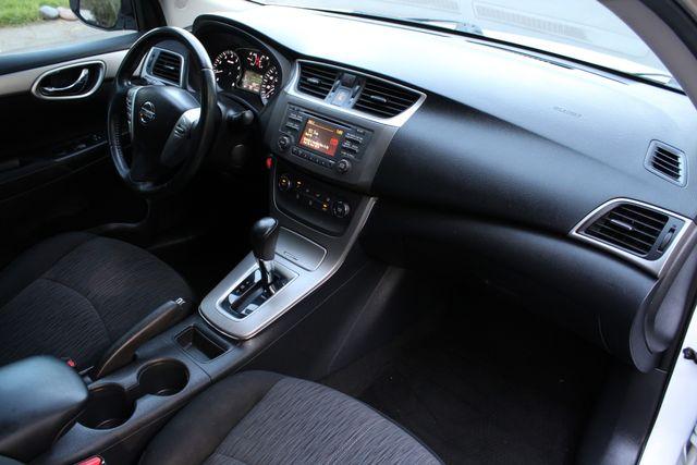 2014 Nissan SENTRA SV SEDAN 1-OWNER SERVICE RECORDS in Van Nuys, CA 91406