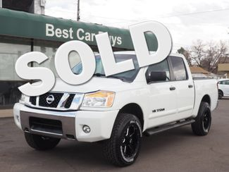 2014 Nissan Titan SV Englewood, CO 0