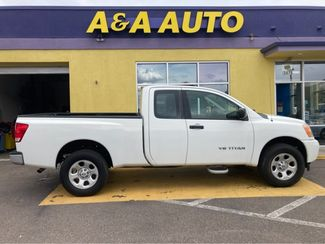 2014 Nissan Titan S in Englewood, CO 80110