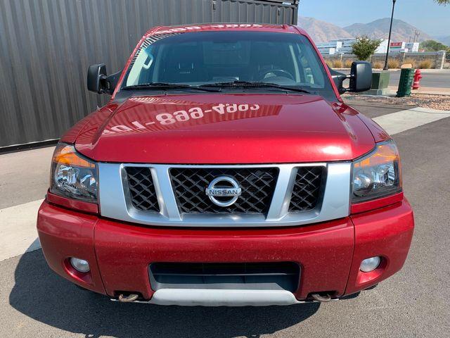 2014 Nissan Titan PRO-4X in Spanish Fork, UT 84660