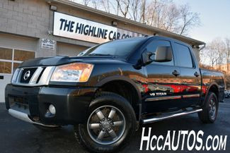 2014 Nissan Titan PRO-4X Waterbury, Connecticut