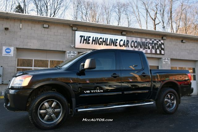 2014 Nissan Titan PRO-4X Waterbury, Connecticut 4