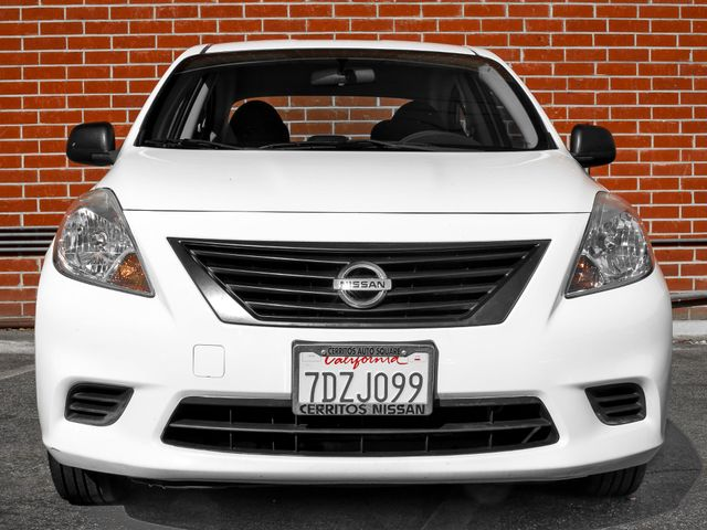 2014 Nissan Versa S Burbank, CA 1