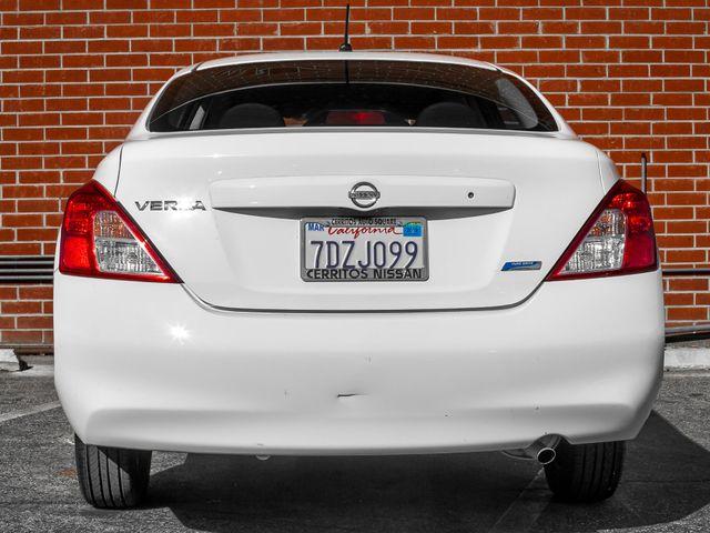 2014 Nissan Versa S Burbank, CA 2