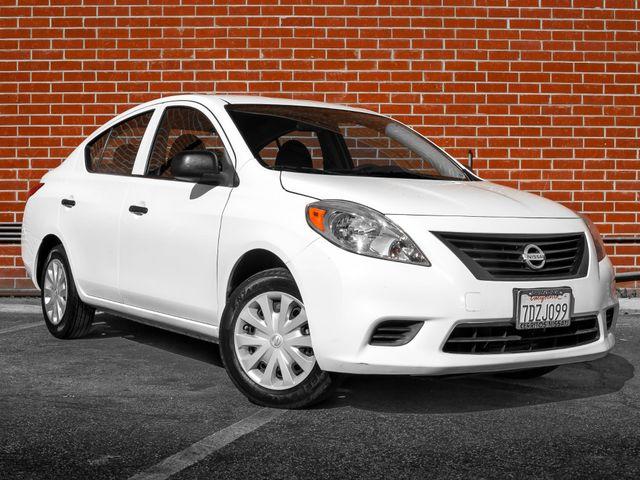 2014 Nissan Versa S Burbank, CA 3