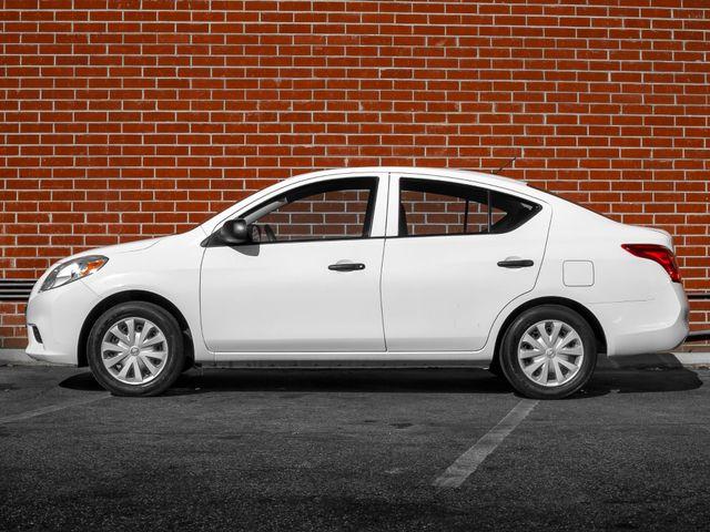 2014 Nissan Versa S Burbank, CA 5