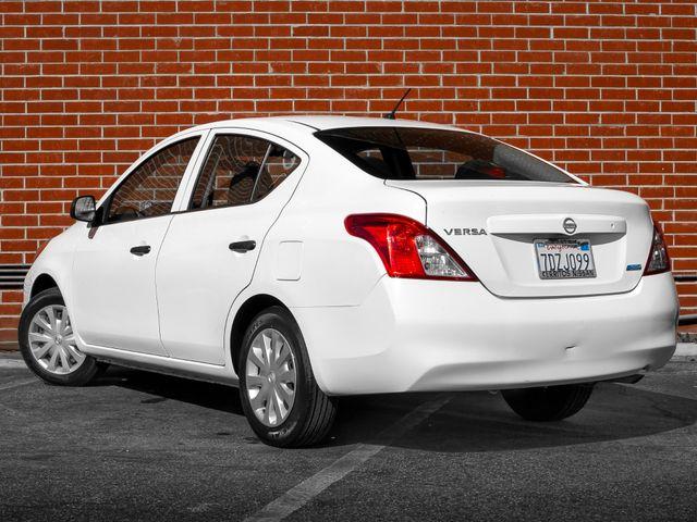 2014 Nissan Versa S Burbank, CA 7