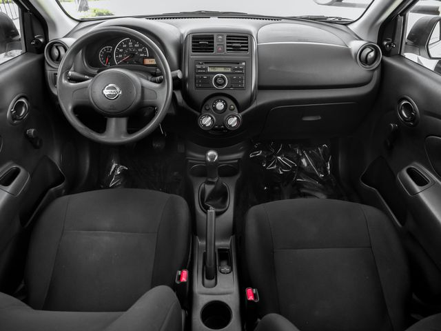2014 Nissan Versa S Burbank, CA 8