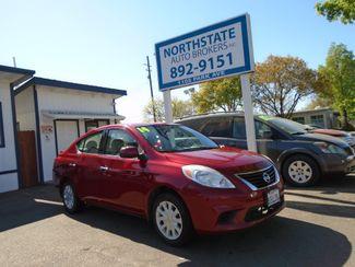 2014 Nissan Versa SV Chico, CA