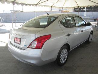 2014 Nissan Versa S Gardena, California 2