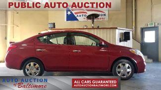 2014 Nissan VERSA    JOPPA, MD   Auto Auction of Baltimore  in Joppa MD