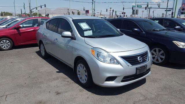 2014 Nissan Versa SV AUTOWORLD (702) 452-8488 Las Vegas, Nevada 3