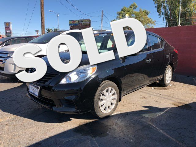 2014 Nissan Versa S CAR PROS AUTO CENTER (702) 405-9905 Las Vegas, Nevada