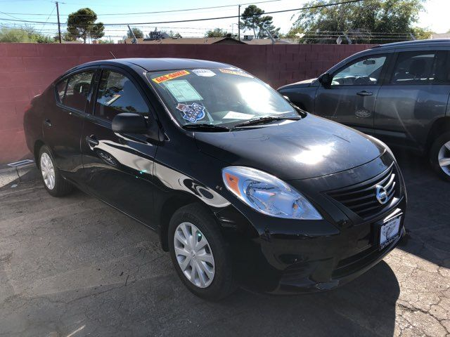 2014 Nissan Versa S CAR PROS AUTO CENTER (702) 405-9905 Las Vegas, Nevada 3