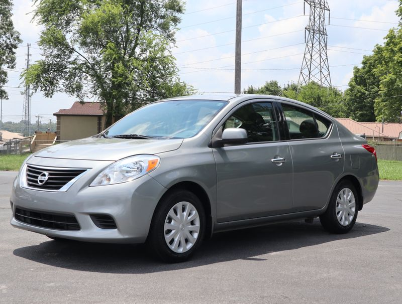 2014 Nissan Versa SV  in Maryville, TN