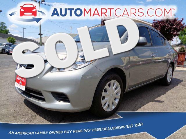 2014 Nissan Versa SV | Nashville, Tennessee | Auto Mart Used Cars Inc. in Nashville Tennessee