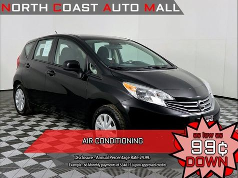 2014 Nissan Versa Note S Plus in Cleveland, Ohio
