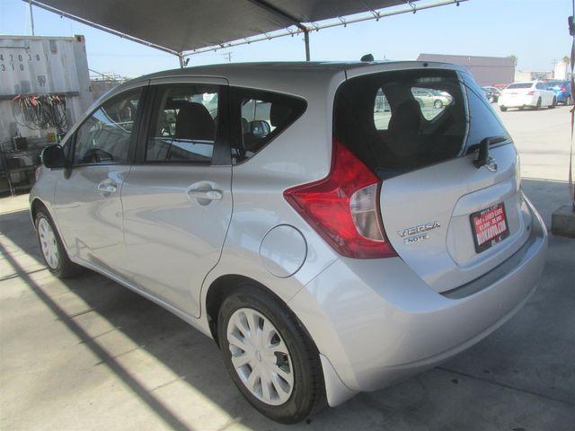 2014 Nissan Versa Note SV Gardena, California 1