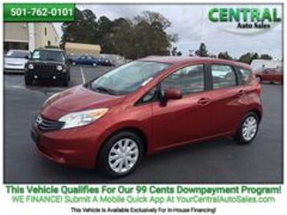 2014 Nissan Versa Note S Plus   Hot Springs, AR   Central Auto Sales in Hot Springs AR