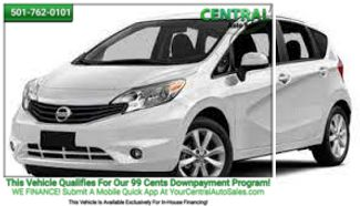 2014 Nissan Versa Note SV | Hot Springs, AR | Central Auto Sales in Hot Springs AR