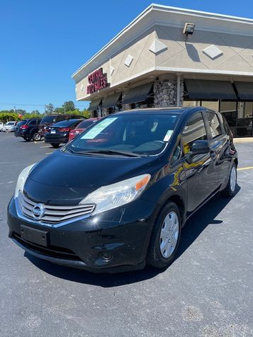 2014 Nissan Versa Note S Plus | Hot Springs, AR | Central Auto Sales in Hot Springs, AR