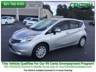 2014 Nissan Versa Note in Hot Springs AR