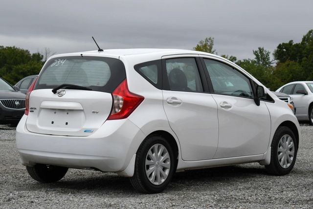2014 Nissan Versa Note SV Naugatuck, Connecticut 4