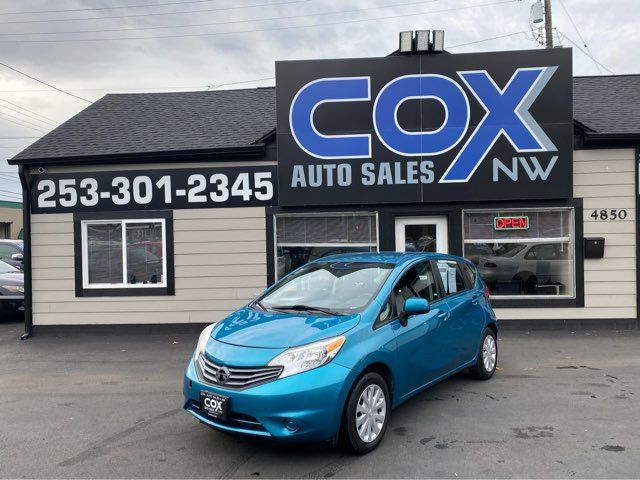 2014 Nissan Versa Note S in Tacoma, WA 98409
