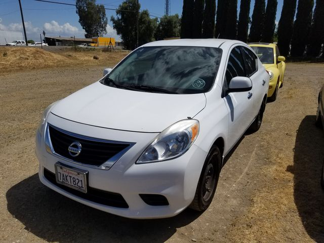 2014 Nissan Versa SV in Orland, CA 95963