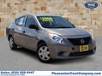 2014 Nissan Versa in Pleasanton TX
