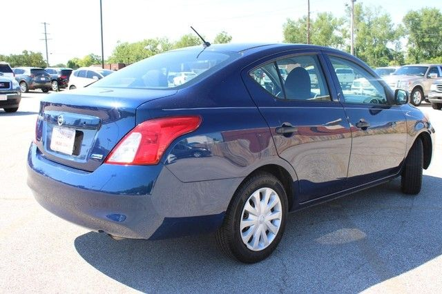 2014 Nissan Versa S St. Louis, Missouri 4