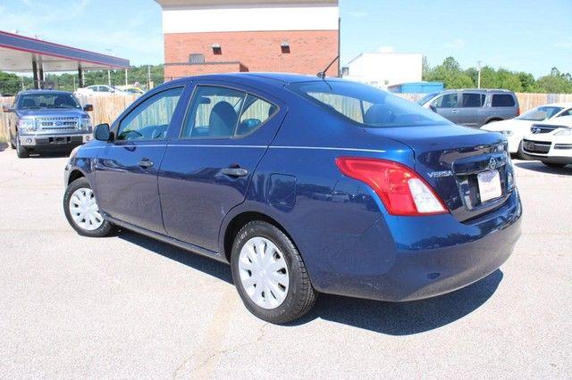 2014 Nissan Versa S St. Louis, Missouri 6