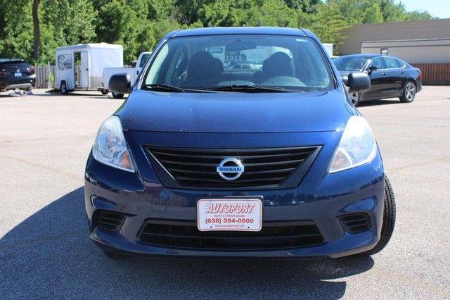 2014 Nissan Versa S St. Louis, Missouri 1