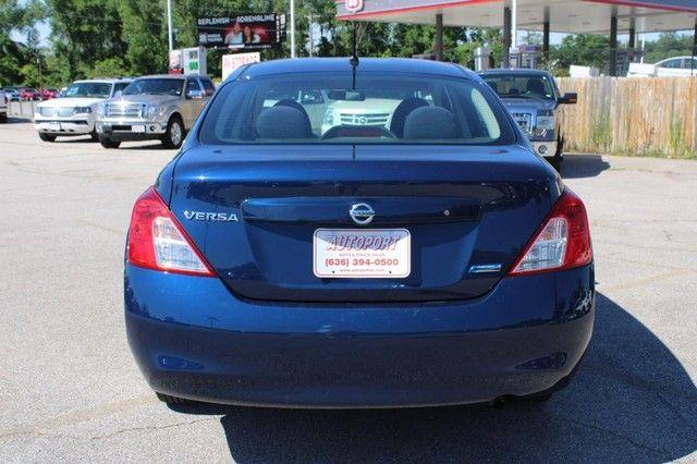 2014 Nissan Versa S St. Louis, Missouri 5