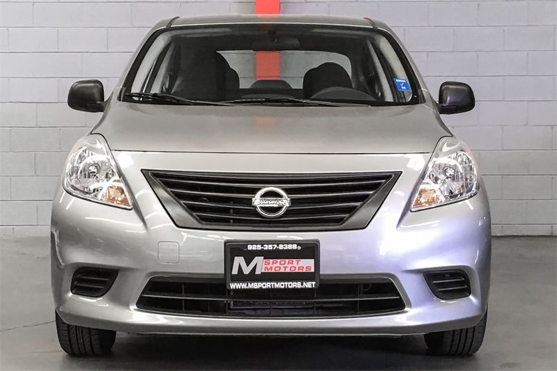 2014 Nissan Versa S  city CA  M Sport Motors  in Walnut Creek, CA