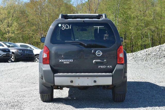 2014 Nissan Xterra Pro-4X Naugatuck, Connecticut 3