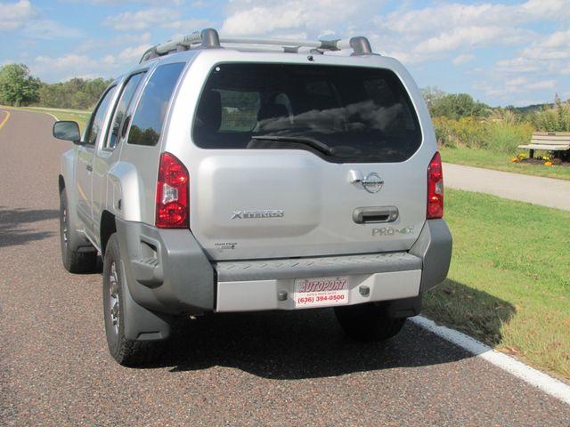2014 Nissan Xterra Pro-4X St. Louis, Missouri 4
